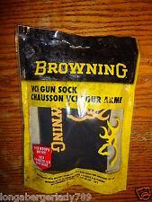 BROWNING 1 PIECE VCI GUN RIFLE SHOTGUN SOCK CASE Vapor RUST Corrosion Inhibitor
