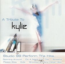 A TRIBUTE TO KYLIE - KYLIE MINOGUE, PERFORMED BY STUDIO 99  / CD - TOP-ZUSTAND