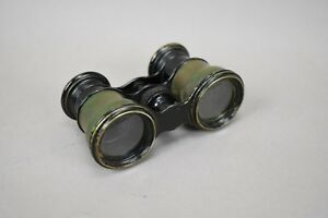 Vintage-Lemaire-Fabricant-Paris-Opera-Binoculars-Glasses-Brass-Adjustable