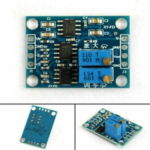 1Pcs Ad620 Transmitter High Precision Microvolt Millivolt Voltage Amplifier F1