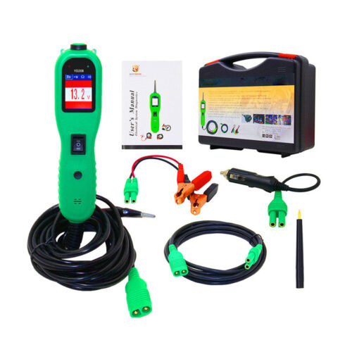 Electric Circuit Tester Power Probe Kit Car Auto Diagnostic Scan Tool Wi// Switch