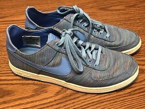 b638c96a0f94c Nike 487643 400 Air Force 1 Low Light Women's Blue Multi Color Shoes ...
