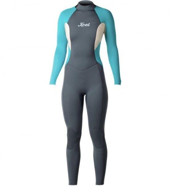Xcel - Women's Axis Comp X2 Full Wetsuit 3 2