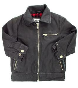 2625b7b75dc5 Knucklehead Toddler Baby Leather Jacket