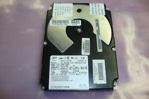 IBM 85G2548 1 GB 80 Pin SCSI Hard Drive