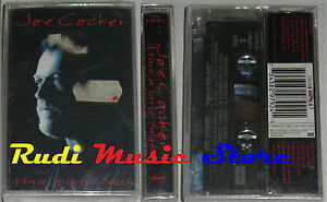 MC-JOE-COCKER-Have-a-little-faith-SIGILLATA-1994-ITALY-CAPITOL-no-cd-lp-dvd