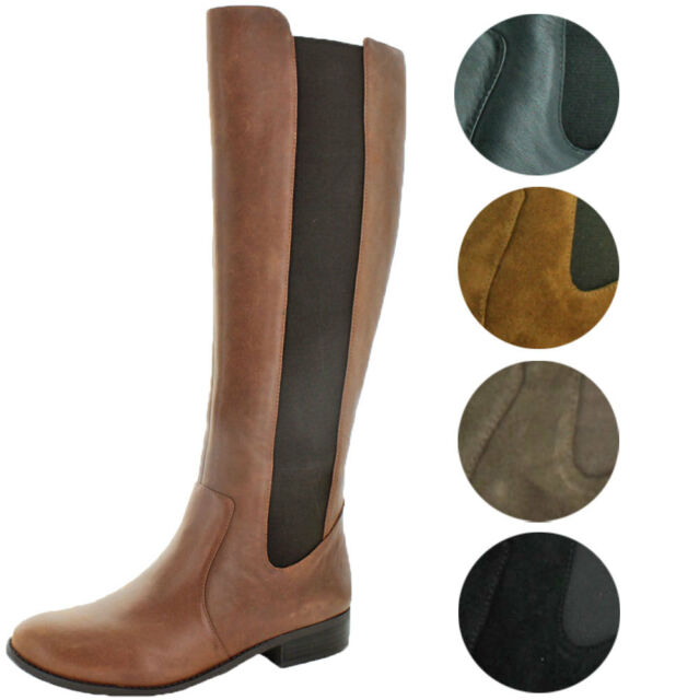048e348ed973 Jessica Simpson Women's Ricel 2 Wide Calf Knee High Leather Boots