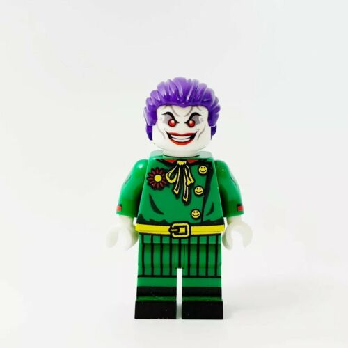 **New** LYL BRICK Custom Jokester Lego Minifigure