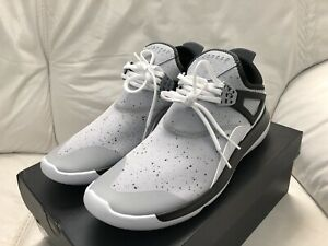 e34ce41beec Nike Air Jordan Fly  89 Wolf Grey Black Men s Size 12 New