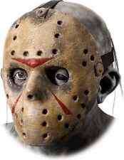 Jason The 13th Halloween Myers Costume Prop Horror Hockey Mask. RU4170