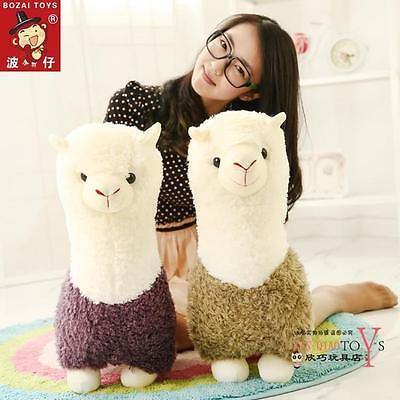 Cute Alpaca Grass Mud Horse Alpaka Plush Toys Animal Dolls Kids Gifts Llama JJ
