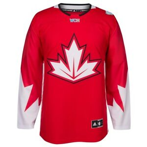 7c83dfb36 adidas World Cup of Hockey 2016 Premier Jersey ( 237a ) L Canada