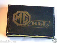 MGB GT Sticky Note Set. MG MGB GT
