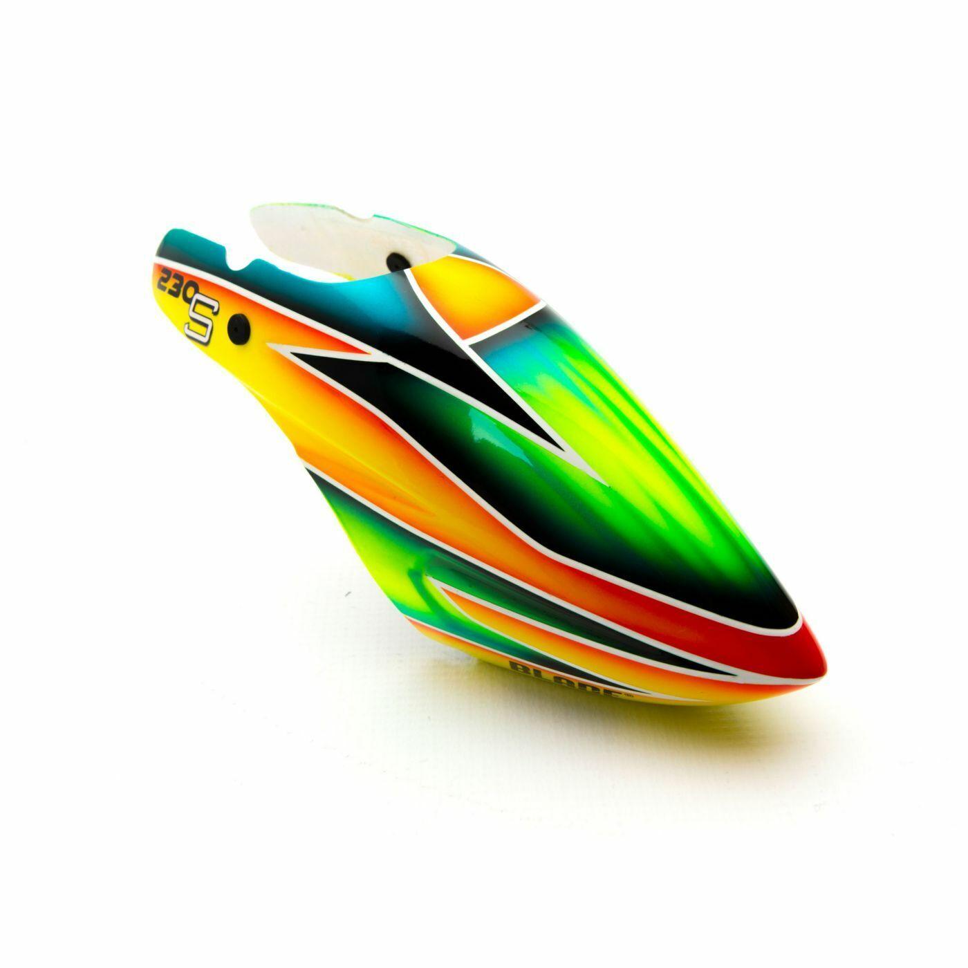 Pabellón de fibra de vidrio, naranja  230S Z-BLH1575