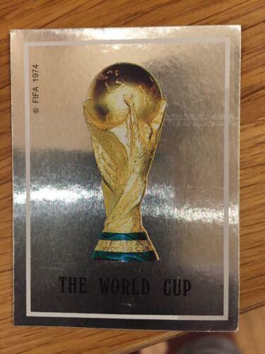 PANINI-FOOTBALL 1991-Nº 536 Italia 90 Poster-La coupe du monde Feuille Autocollant