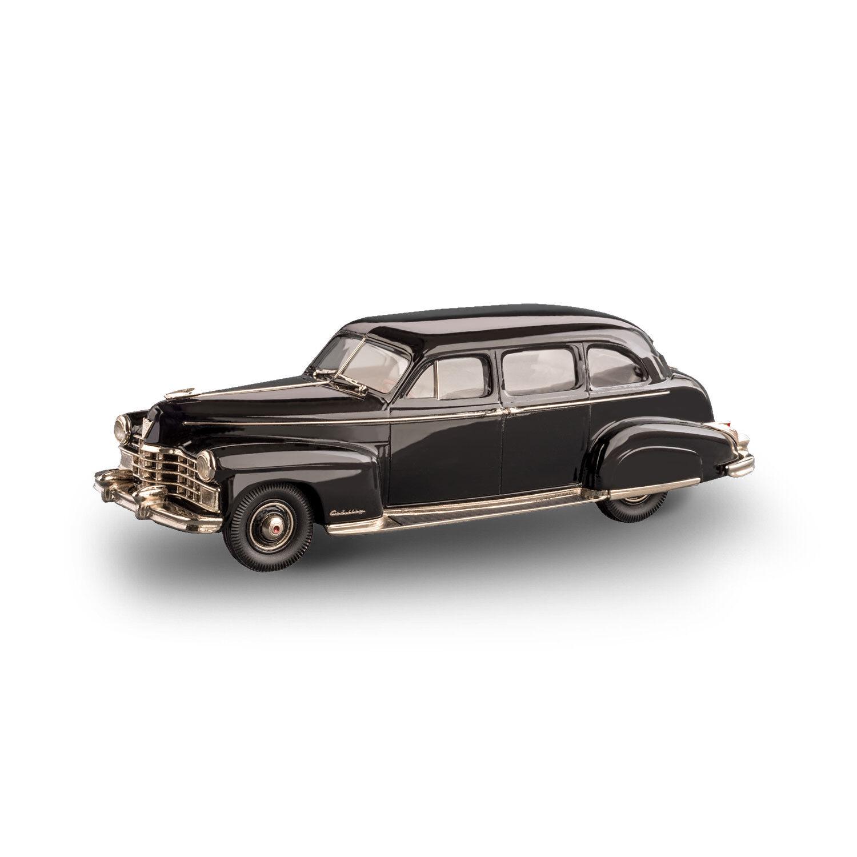 Brooklin Models 1947 Cadillac 75 Limousine - BML27 - Negro