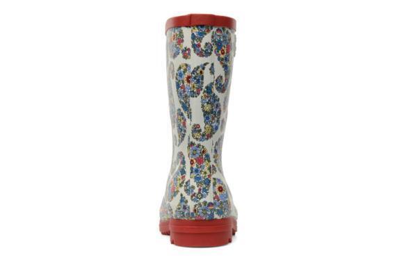 D  - Magnifiques Magnifiques Magnifiques Bottes Chantelib Boot Print  Crème Aigle Pointure 35 3273b8