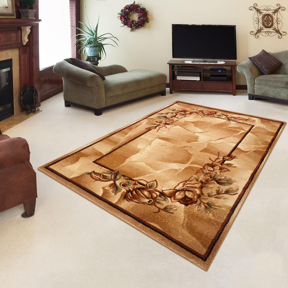 Nouveau tapis de de de style traditionnel tapis à la mode motif tailles s-xxl crème vente | La Mise à Jour De Style  6274a3