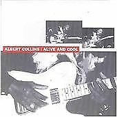 Collins, Albert : Alive and Cool CD Value Guaranteed from eBay's biggest seller!