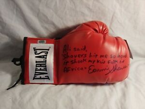 Earnie-Shavers-Autographed-Boxing-Glove-Right-Hand