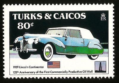 Verkehr & Transport Automobile History 1939 Lincoln Continental Historic Postage Stamp Cars Wagen Briefmarken