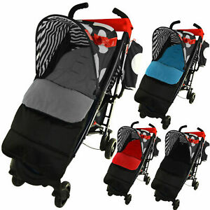 Footmuff-For-Cosatto-Yo-Supa-ChaCha-To-amp-Fro-Cosy-Toes-Liner-Pushchair
