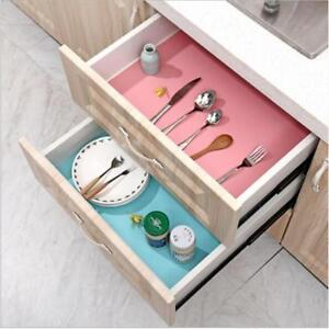 Details About Kitchen Cabinet Table Mat Drawer Liner Wardrobe Shelf Pad Cupboard Protector Fi