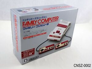 Nintendo-Japanese-Famicom-Classic-Mini-Console-FC-NES-Japan-Import-JP-US-Seller