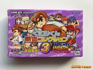 KUNIO-KUN-COLLECTION-3-GBA-Nintendo-Game-Boy-Advance-JAPAN