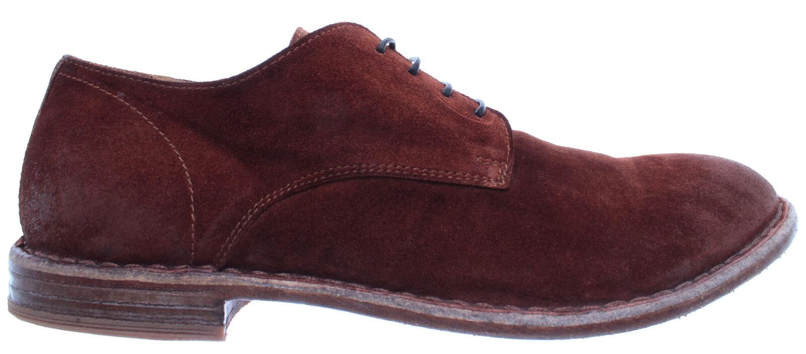 Moma zapatos caballero 14801-y2 de gamuza marrón NUEVO