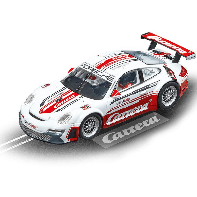 Carrera 27566 Porsche 911 GT3 RSR Lechner Racing 'Race Taxi' - 1 32 Slot Car