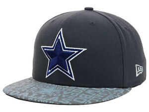 competitive price 2e850 606f1 Image is loading Official-2014-NFL-Draft-Dallas-Cowboys-New-Era-