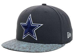 30f3e2bd9 Official 2014 NFL Draft Dallas Cowboys New Era Reflective Hat ...