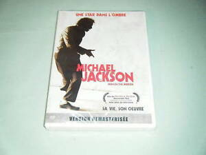 DVD-NEUF-pas-cher-MICHAEL-JACKSON-STAR-DANS-L-039-OMBRE-MAN-IN-THE-MIRROR