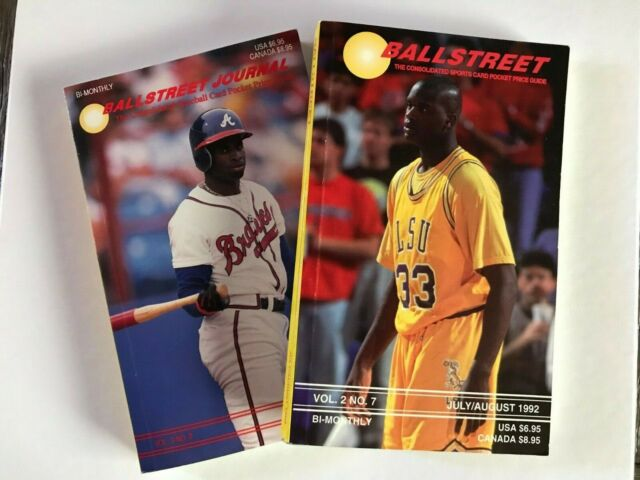 Sports Collectors Digest Baseball Card Pocket Price Guide, 1992 Edition
