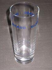 verre ricard ancien   15,5 cm de haut