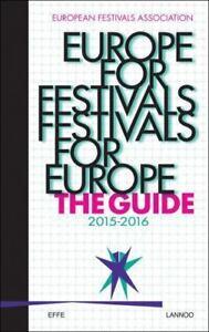Europe-For-Festivals-Festivals-For-Europe-The-Guide-2015-UK-IMPORT-BOOK-NEW
