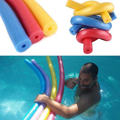 Swimming Pool Floating Foam Water Noodle Kids Adult Swim Aid Beach Toy  Eyeful   eBay