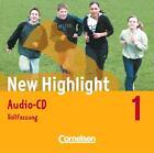 New Highlight 1. Texte zum Schülerbuch. 2 CDs von Roderick Cox und Frank Donoghue (2005)