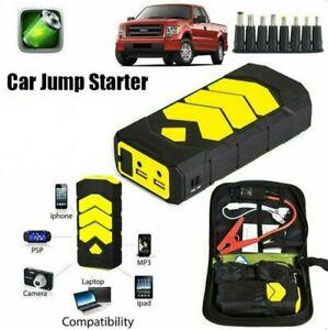 Auto Jump Starter Starthilfe Batterie Ladegerät Powerbank 400A Starthilfe