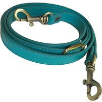 5/8 Teal Green Purse Strap Adjustable Shoulder Cross Body Replacement Handbag