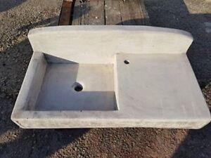 Lavello Da Giardino In Plastica : Lavello lavandino lavabo lavatoio vasca da giardino in cemento