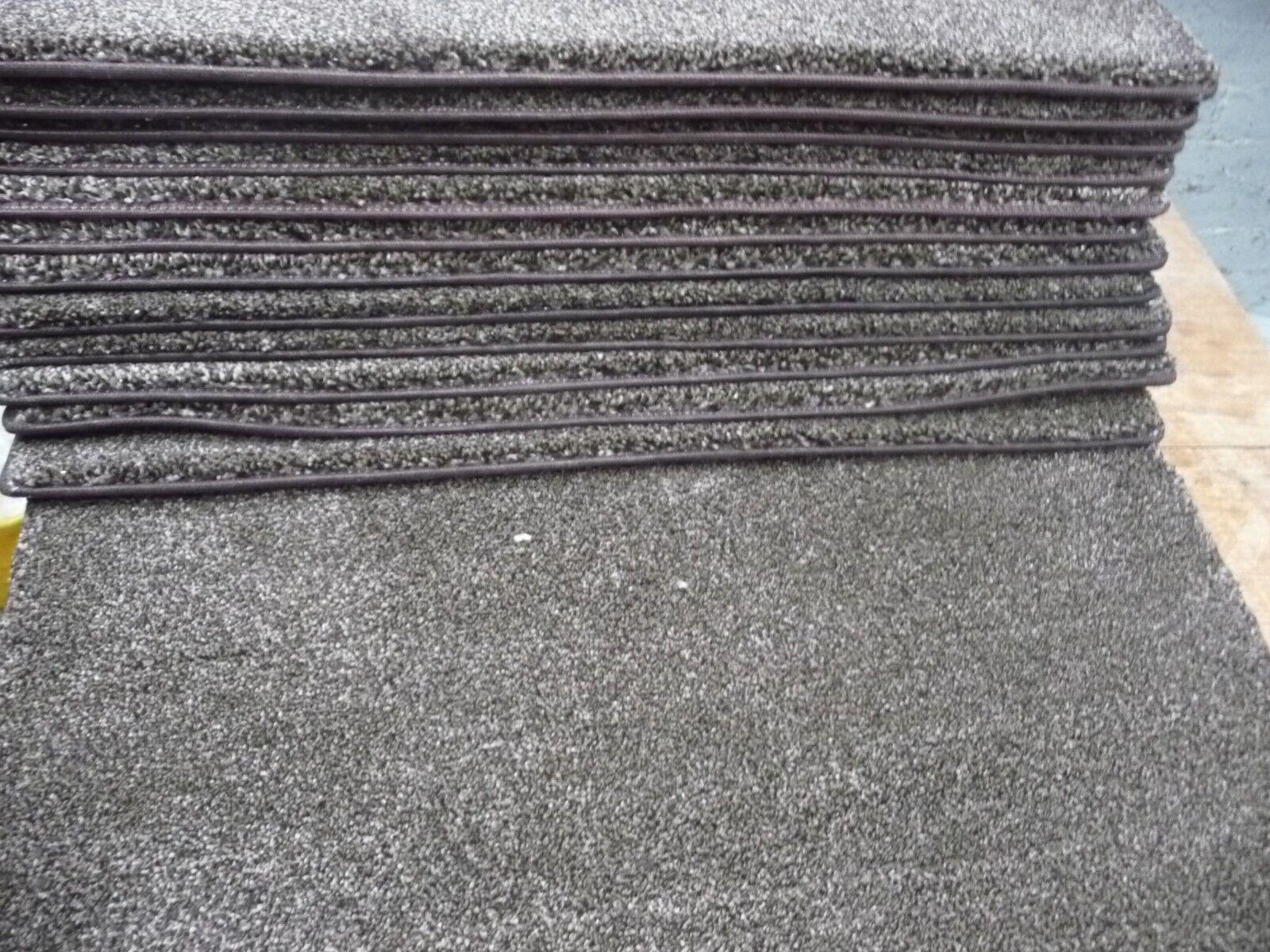 27 x 8.50 pollici (69 x 22 cm) Marronee Fleck pedate delle scale  candeggina puliti   5000