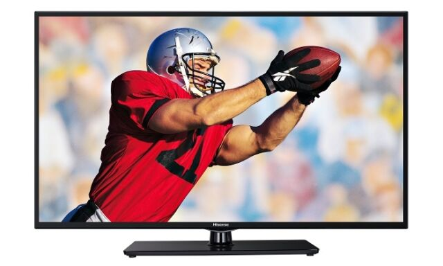 Hisense 40H5 40-inch 1080p 60Hz Smart LED HDTV *** FOR PARTS, NOT WORKING!!!!