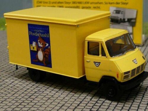 1//87 Brekina Steyr 690 maleta austríaco post post zorro colección