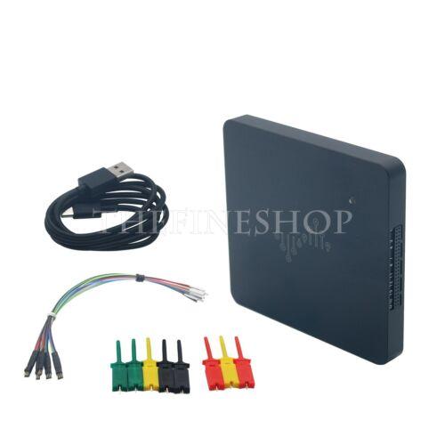 US DSLogic USB Logic Analyzer 16G Depth 16CH 100M Sampling+Type-C Cable Basic