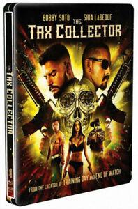 THE-TAX-COLLECTOR-U-S-EXCLUSIVE-STEELBOOK-4K-Ultra-HD-Blu-ray-SHIA-LeBEOUF
