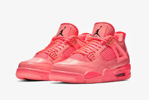 the latest 4f59c 122df Image is loading Nike-Women-Air-Jordan-Retro-IV-4-NRG-