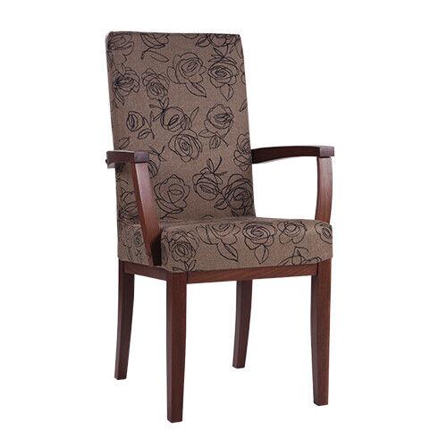 Seniorenstuhl, m. Sitzhöhe 49 cm, sofort lieferbar, Bezug