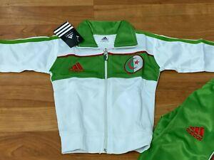 jogging-survetement-algerie-algeria-football-4-ans-NEUF-veste-pantalon
